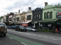 Historic buildings in Fitzroy