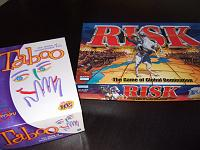 Risk and Taboo