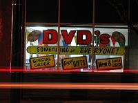 Local movie rental