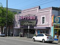 Uptown Theater in Lower Queen Anne